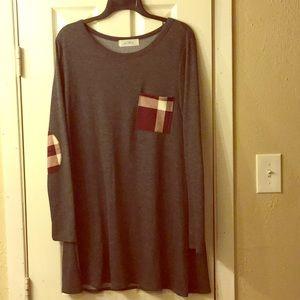 Patchwork tunic